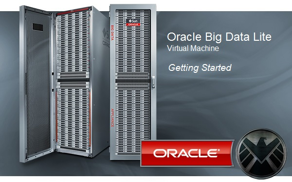 Awesome Oracle Big Data Lite VM – Just what I have been waiting for!